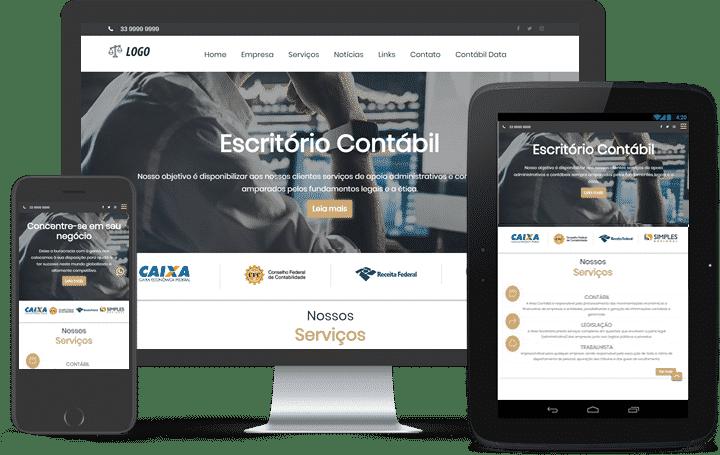 site para contabilidade