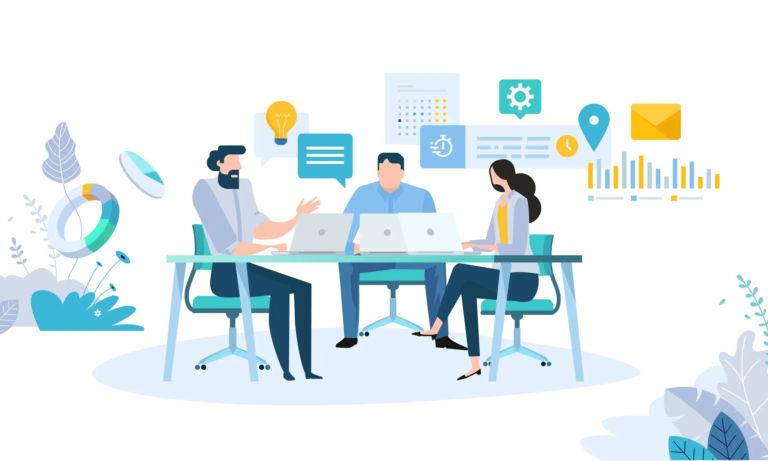 4 dicas para aumentar a produtividade no seu escritorio